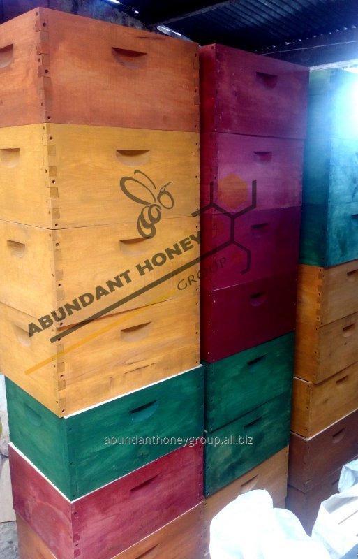 Comprar Colmenas estandar, apicultura ABUNDANT HONEY GROUP Colombia apiarios, cajones abejas
