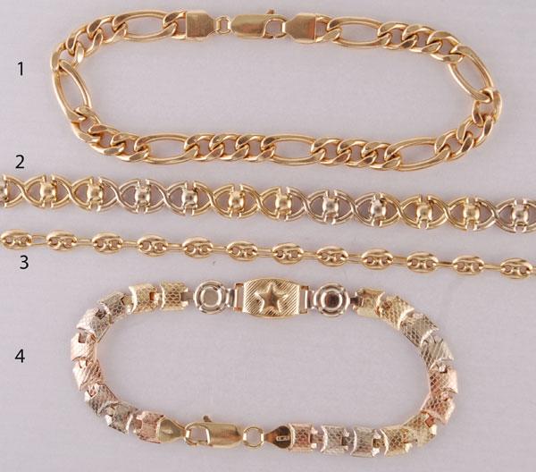 8495ab7b692f Pulseras de oro comprar en Medellin
