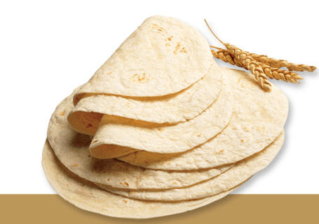 Tortillas mexicanas o tortillas de maíz