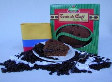 Comprar Torta de Café