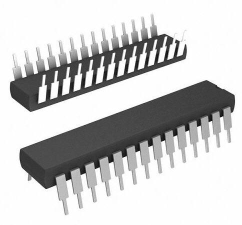 Comprar Microcontrolador Microchip DS PIC30F2010-20I/SP