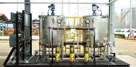 Comprar Sistemas integrales de dosificación de químicos