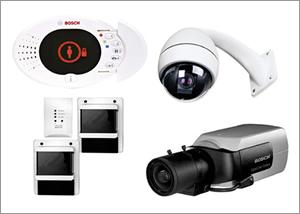 Comprar Sistemas de Seguridad (CCTV - Acceso - Intrusión Detección) Bosch