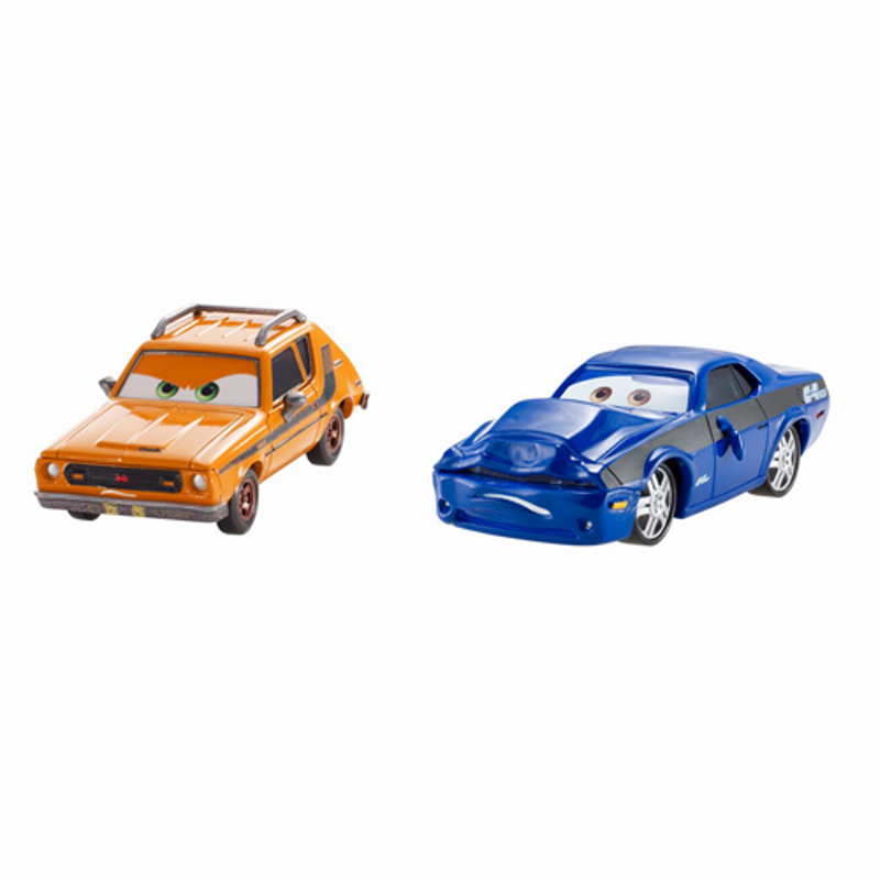 Comprar Disney Cars 2 Pack x2