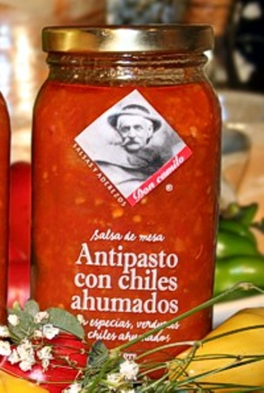 Comprar Antipasto con chiles