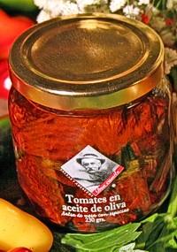 Comprar Tomates secos de contextura carnosa