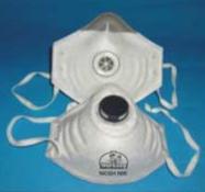 Comprar Respirador con válvula contra vapores
