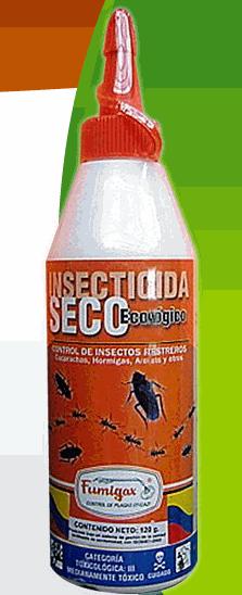 Comprar Insecticida seco Fumigax ecológico