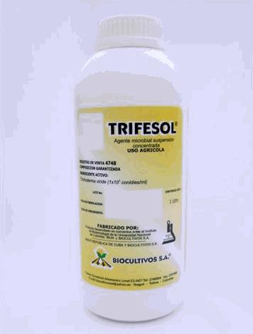 Comprar TRIFESOL SC y WP: Agente Microbiano