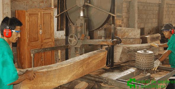 maderas para la construccin
