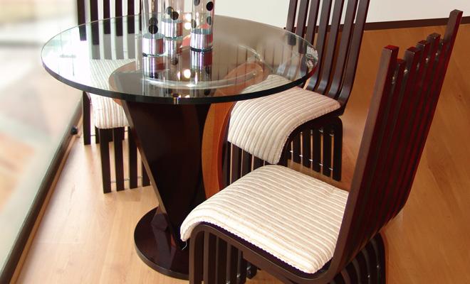 Muebles comedor, de Fibra Carpets And Furniture, Empresa Muebles en
