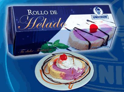 Comprar Rollo de helado