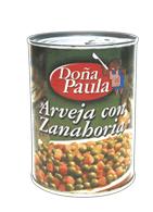 Comprar Arveja con Zanahoria