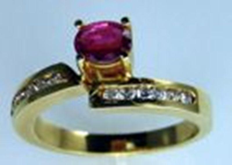 Comprar Anillo en diamante