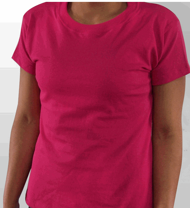 Comprar Camiseta cuello redondo