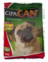 Comprar Alimento Extruido Completo para Perros Cipacan Adultos Razas Pequeñas