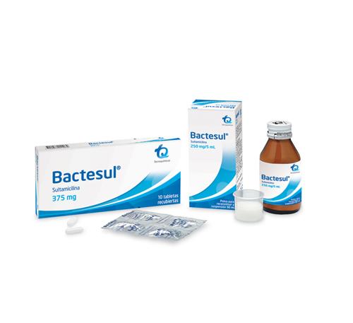 Bactesul 250 mg - Suspensión