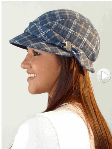 Comprar Gorra de mujer