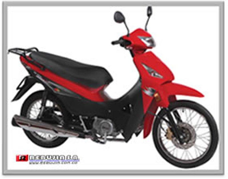 Comprar Motocicleta TK125 – XP