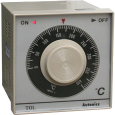 Comprar Controlador de temperatura Entrada J ó K 100 / 220VAC, 96x96mm