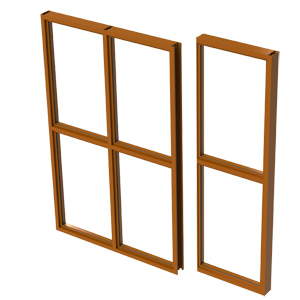 Comprar Puerta de vitrina ES 8000
