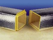 Ductos Aire DuctoGlass Gold