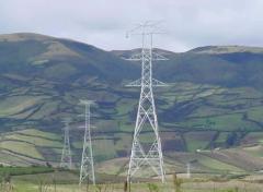 Enerji nakli hattların dayanağı