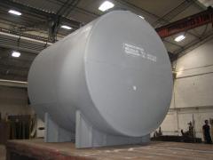 Lámina Hot Rolled ASTM A-283 GR C