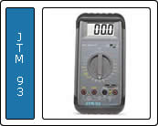 Multímetro Digital JTM-93