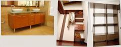 Muebles para Baño e Interiores de Closet