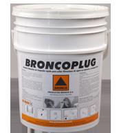 Broncoplug Cemento Hidráulico