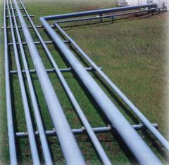Blocks of pipelines