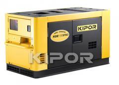 Generadores de energía, Torres de iluminación y