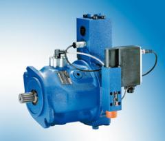 Sistemas y componentes hidráulicos Bosch Rexroth