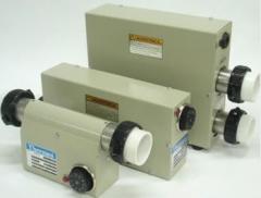 Calentadores de agua para Hidromasajes