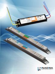 Balasto Fluorescente Electrónico
