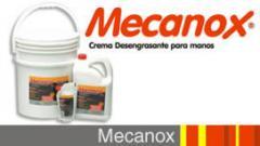Crema Desengrasante Mecanox