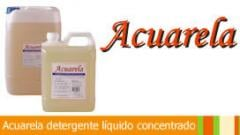 Detergente Líquido Acuarela
