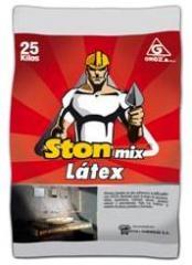 Mortero flexible Ston Mix Látex