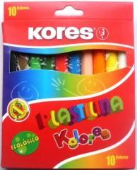Plasticine for children