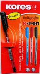 Bolígrafo K-Pen