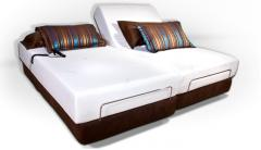Beds versatile functional with electric drive