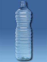Botella Aceite Comestible 1000 ml P.E.T B28mmPCO