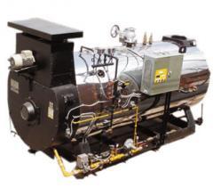 Generadores de Vapor A.C.P.M. Gas y/o