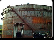 Tanque de almacenamiento de combustible
