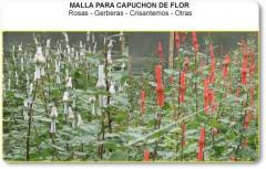 Malla para Capuchon de Flor