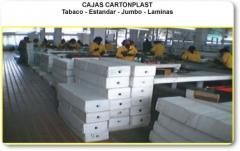 Cajas de Cartonplast
