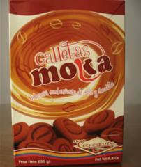 Galletas Moka