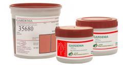 Acabado efecto graso Gardenia (Crema)