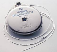 Bombas de Infunsión Intratecal  Sychromed II